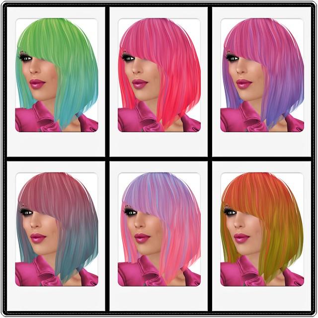 Mina Hair - Spice - Disco Pack