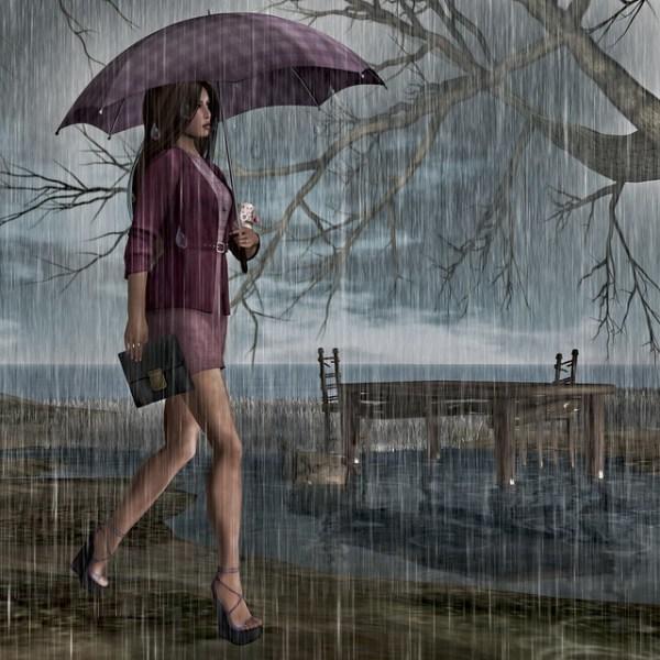 Unrelentless Rain