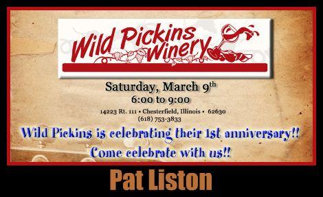 Pat Liston 3-9-13