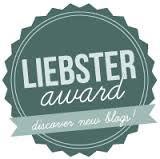 Liebster Award from Tracy Embor