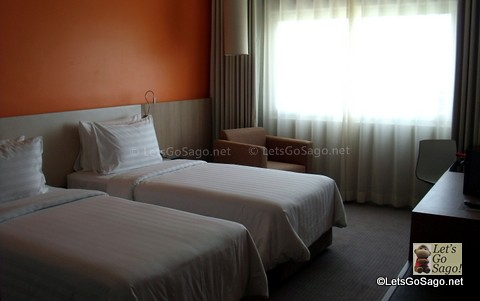 Hotel Rooms (Rm. 621)