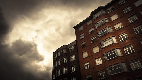 Urban Mythologies : Prison Brick (Liège, Belgique) - Photo : Gilderic