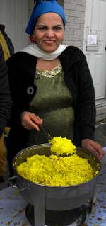 Vaisakhi - Yellow Rice