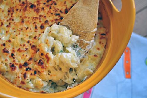 5 Cheese Pasta Bake 3