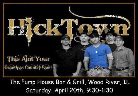 Hicktown 4-20-13