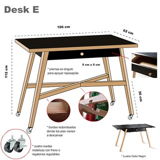 StandUp Desk Design E
