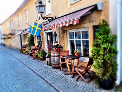 Vadstena @ Sweden2012 by SpatzMe