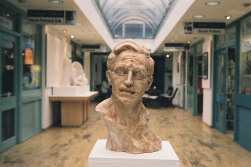 Bust by Fitzrovia