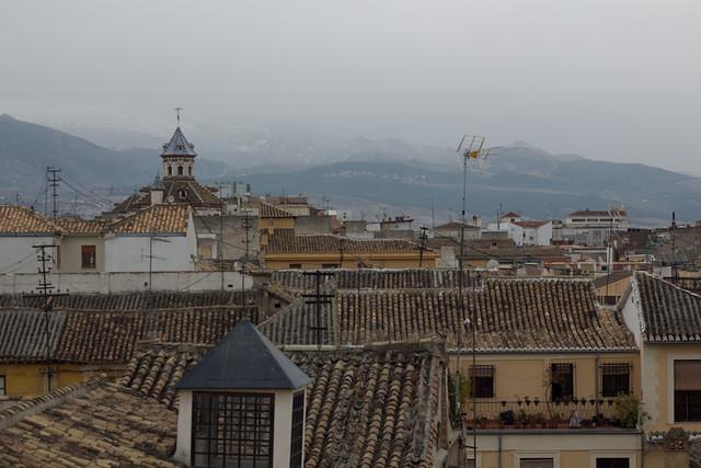 Tejados de Granada