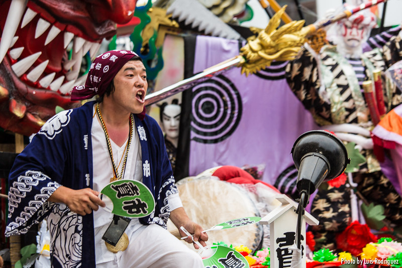 Festival Sansha Taisai de Hachinohe-29