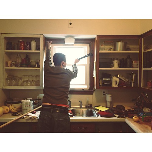 We do this now. #homeimporvement #Diy #renovations #kitchen