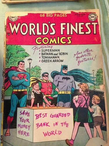 World's Finest Comics v1 #69