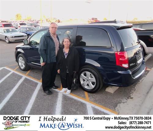 Happy Birthday to Mr. Gregory by Dodge City McKinney Texas