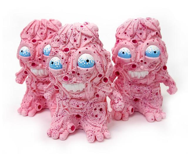 Amorphous Blob Resin self produced toy
