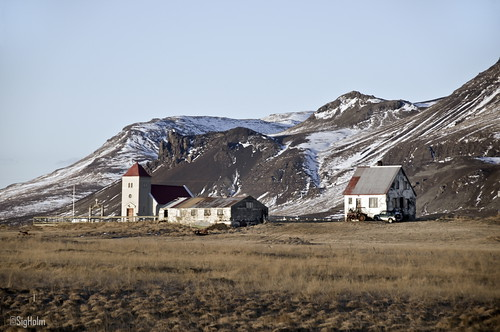 Kolbeinsstaðakirkja - Snæfellsnes- og Dalaprestakall