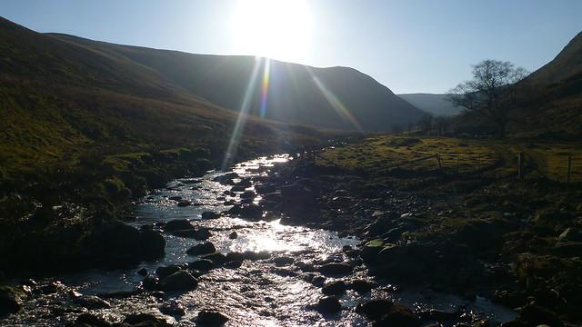 Rhiwnant Valley