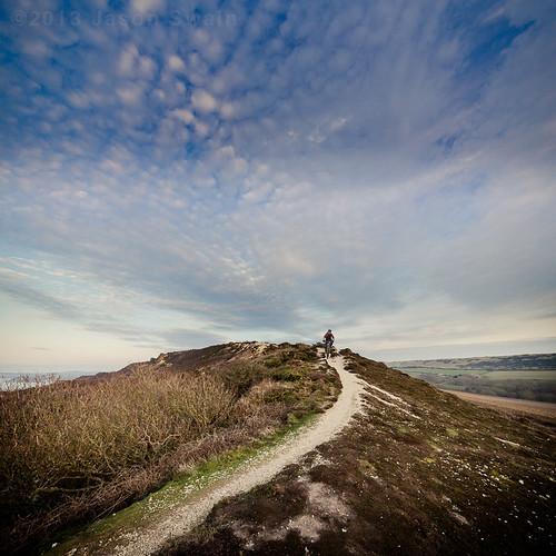 Isle of Wight MTB - Headon Warren