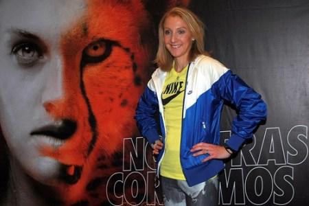 Paula Radcliffe Nike Nosotras Corremos 2013