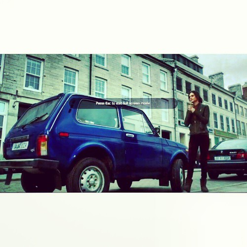 Even #Nikita serial using #Lada car #Lada for ever ;-) by Lau-Fung