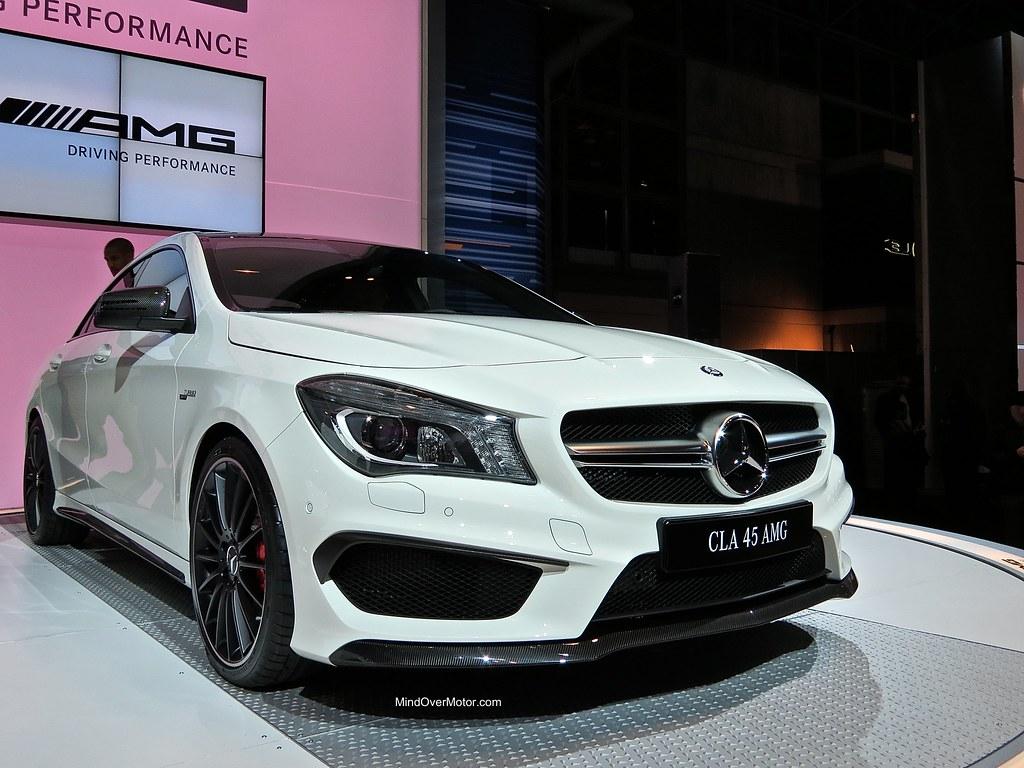 2014 Mercedes CLA 45 AMG
