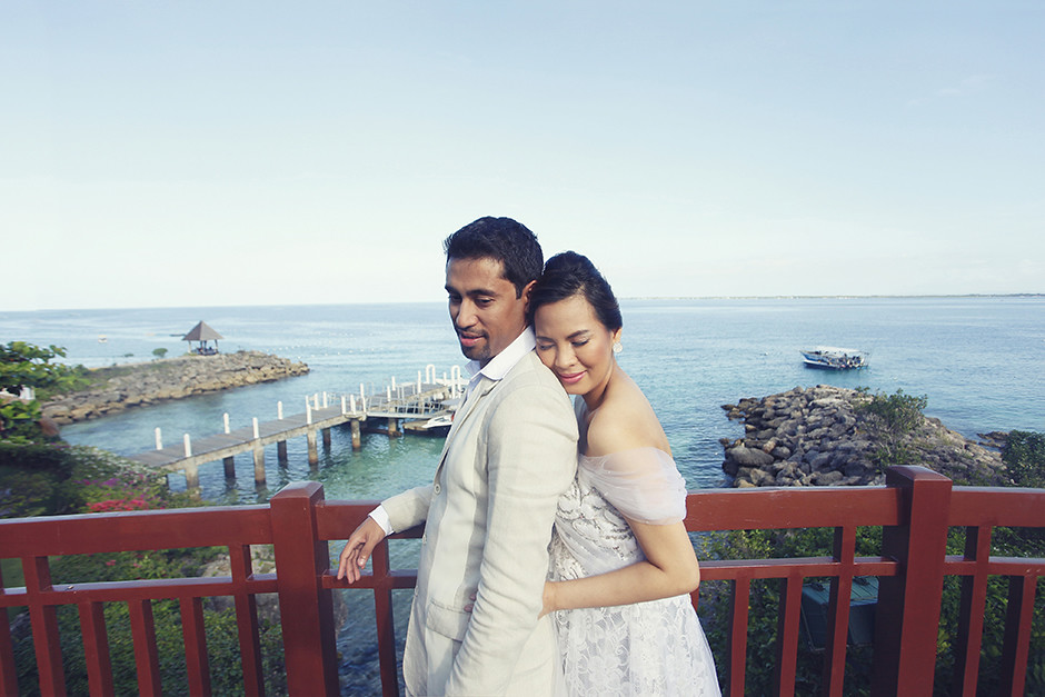 Shangrila Mactan Resort & Spa, Cebu Prenup Photographer