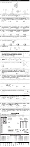 IMO 2nd Level Sample Papers - Class 8