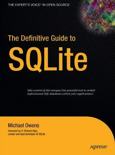 definitive-guide-sqlite