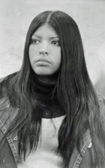 Marilyn Nuttle at Trail of Broken Treaties in DC: 1972