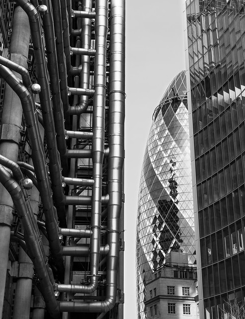 Gherkin and Lloyds