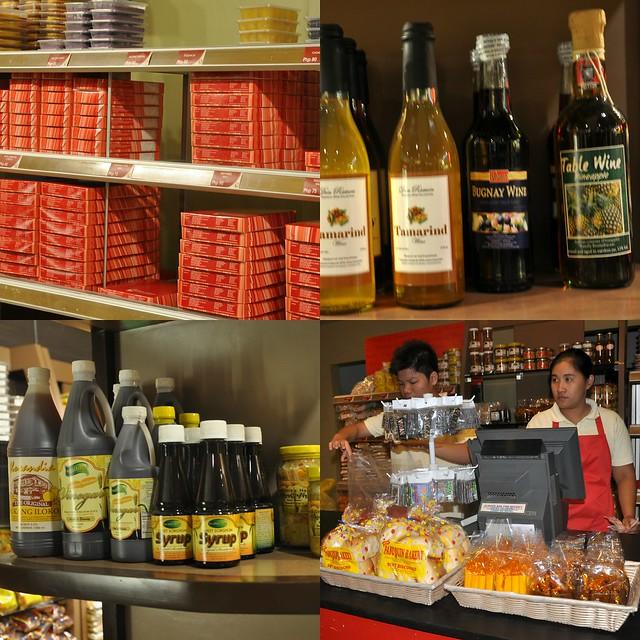 Marsha's Delicacies, Bantay