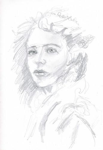 Maude Adams by husdant