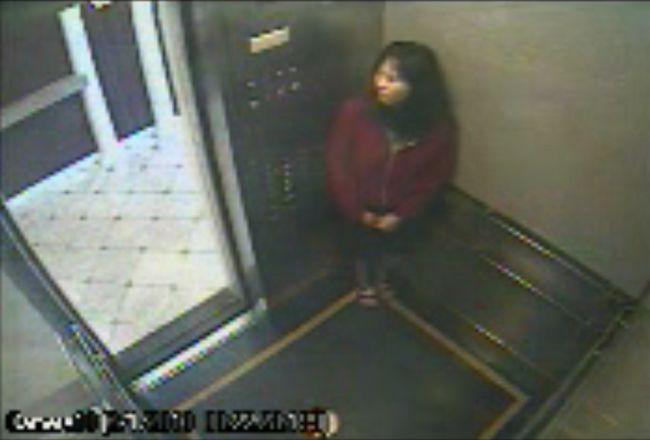 elisa lam in elevator