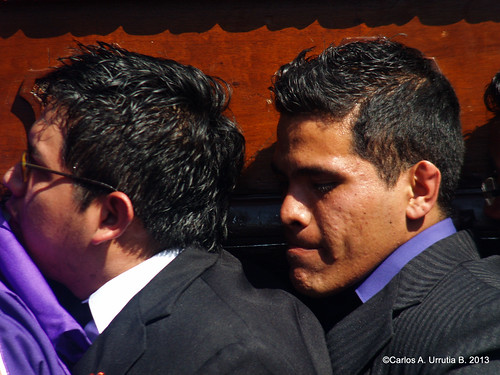Cuaresma Guatemala 2013