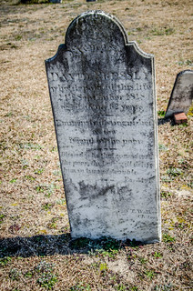 Dayton Pressley signature stone