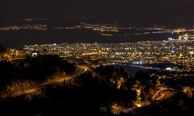 Volos - The city of God - (explore 19/2/13)