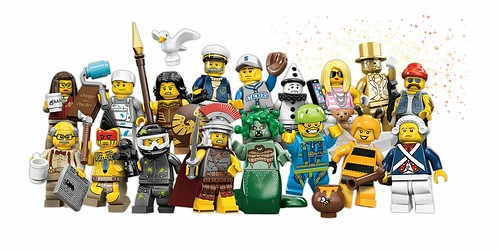 Collectable Minifigures Series 10 (2013, 71001)