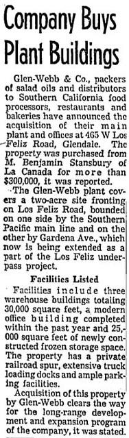 BEN STANSBURY Feb. 17, 1957