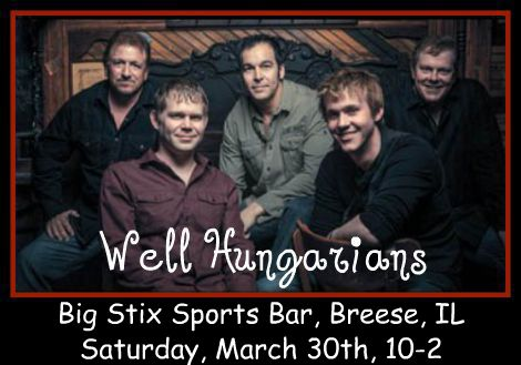 Well Hungarians 3-30-13