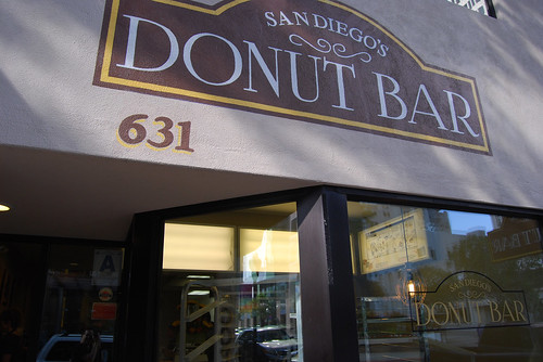 Donut Bar front