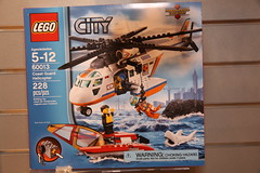 60013 Coast Guard Helicopter 2
