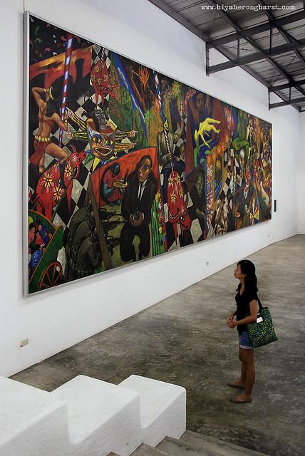 Karnabal by Salingpusa Pinto Art Museum Rizal Province Antipolo