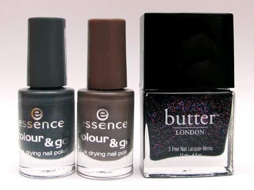 Essence & ButterLondon treasures