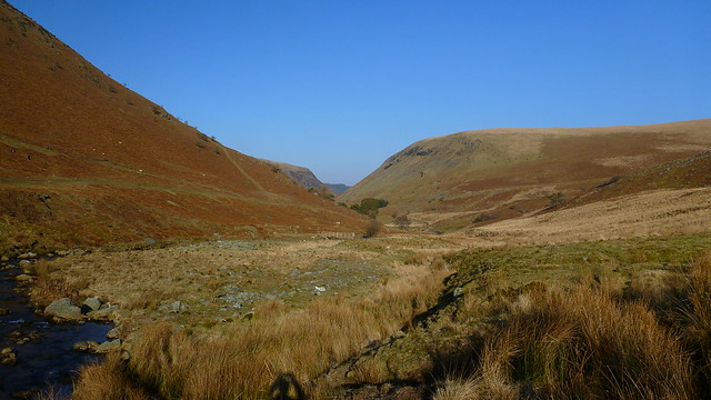 Rhiwnant Valley