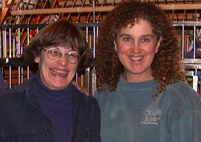 Liz and Ann 2003