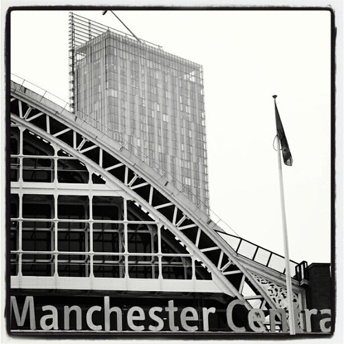 Manchester Central 01 by Angela Seager