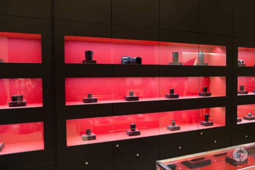 Wall of Leica