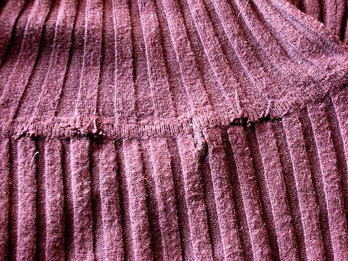 Repair - Brown Sweater