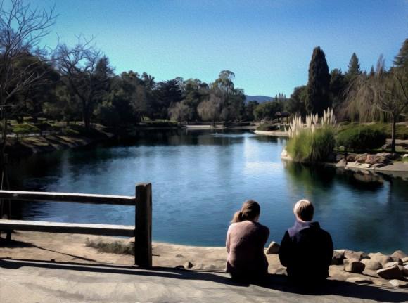 Sunday in the Park - Menlo Park - 2013