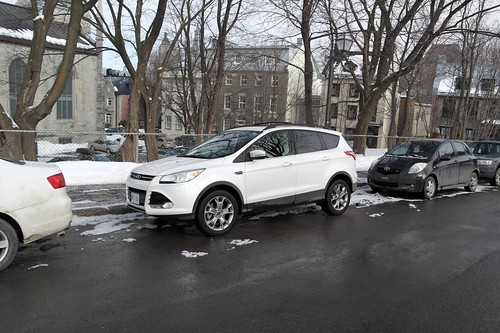 Active Park Assist - #LexGoFurther - A Ford Escape