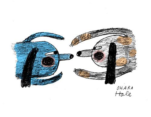 DOGZ by Ohara.Hale